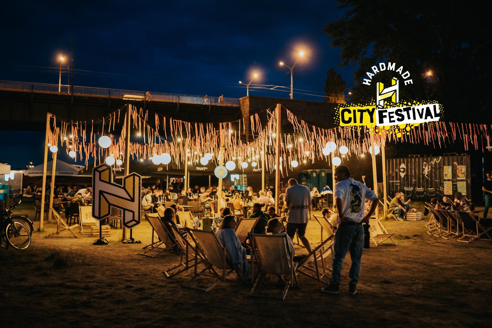 Hardmade City Festival wNurcie zalał nas… falą świetnych dźwięków iinnych atrakcji