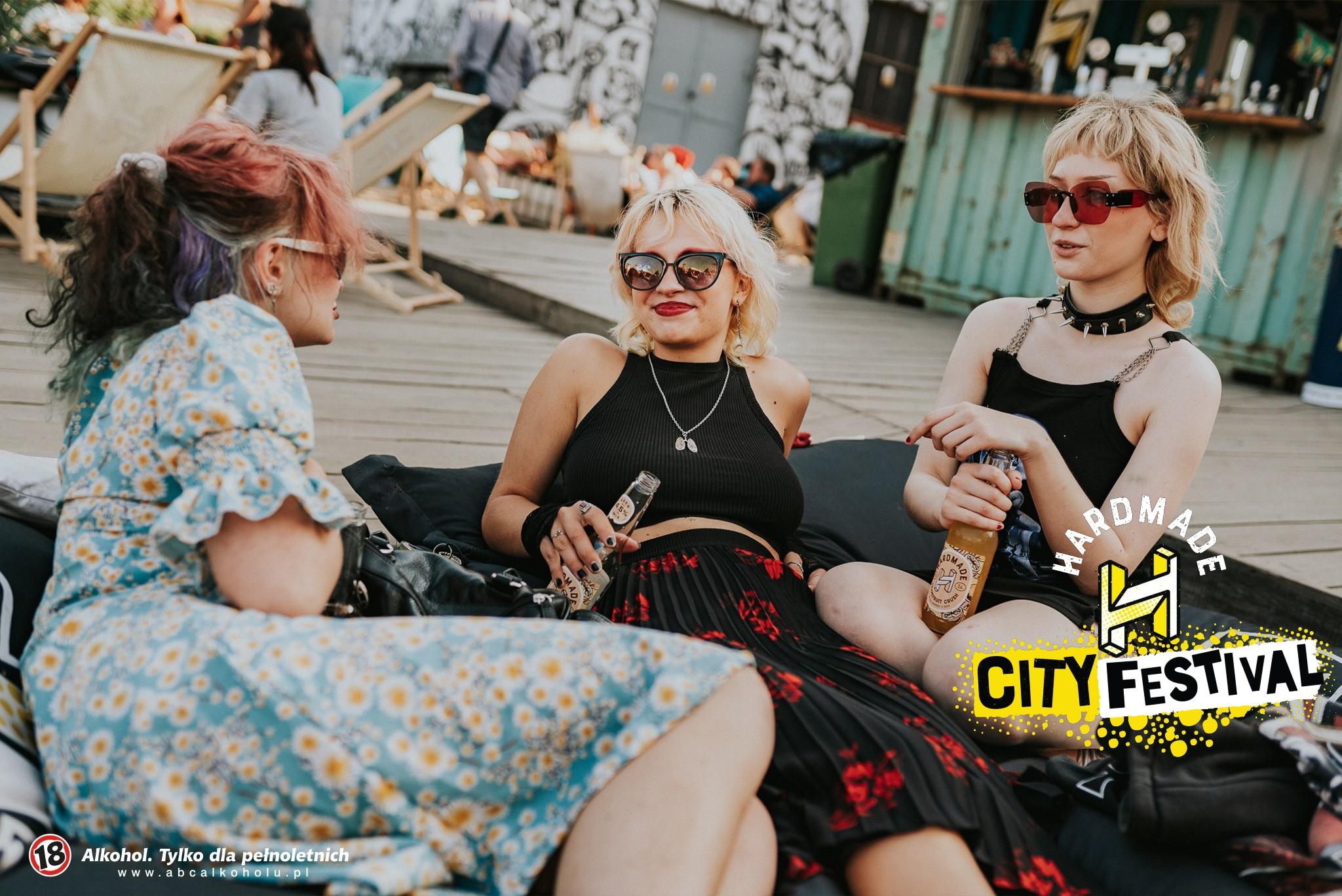 Zanami wszystkie edycje Hardmade City Festival. Jaki był ich wspólny mianownik ijak wypadła każda zosobna?