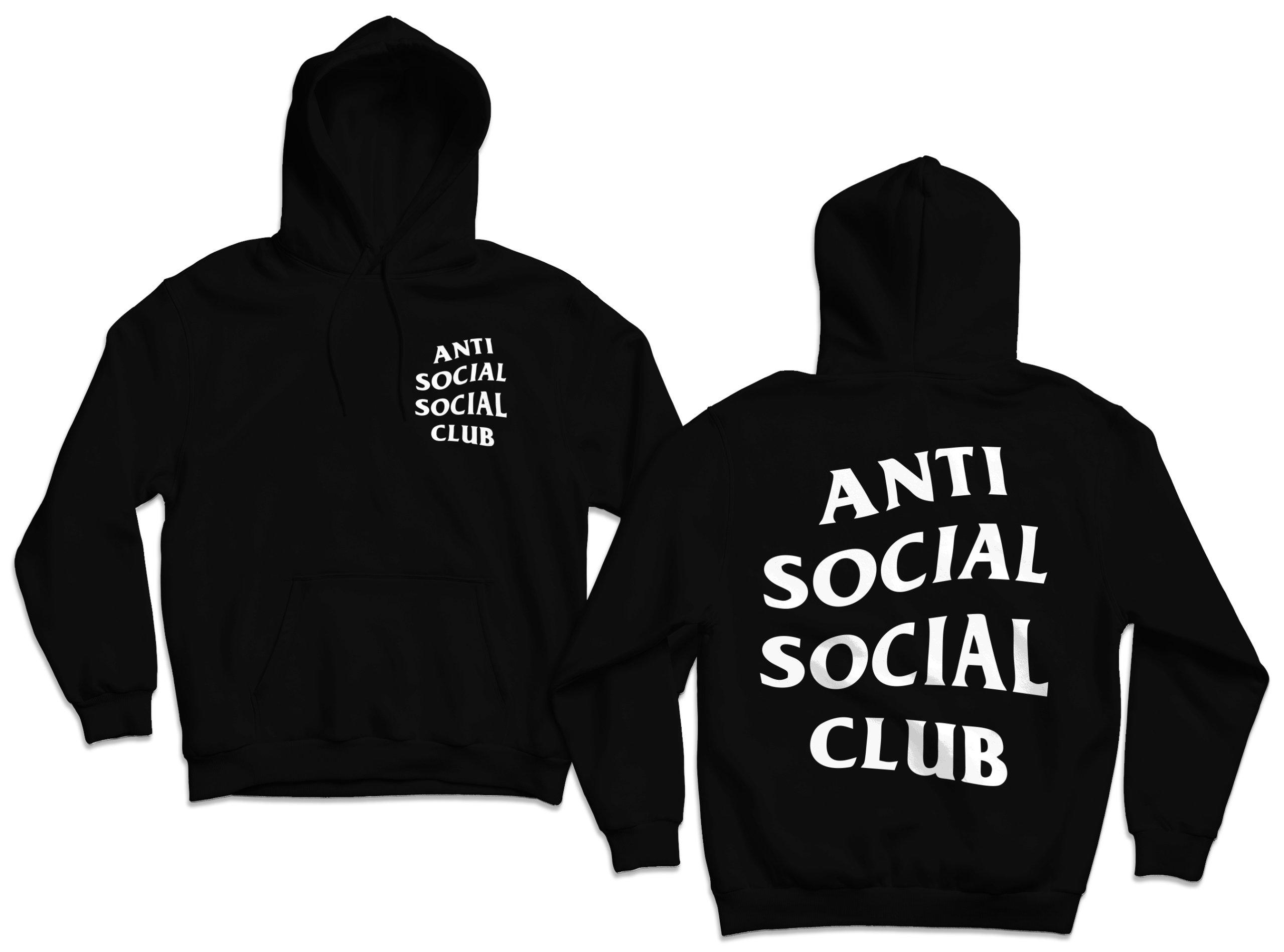 Anti Social Social Club tonajbardziej przeceniana streetwearowa marka whistorii. Serio