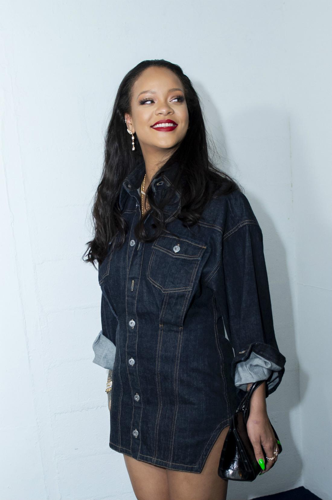 Robyn Rihanna Fenty, czyli liderka – ojej współpracy zLouis Vuitton