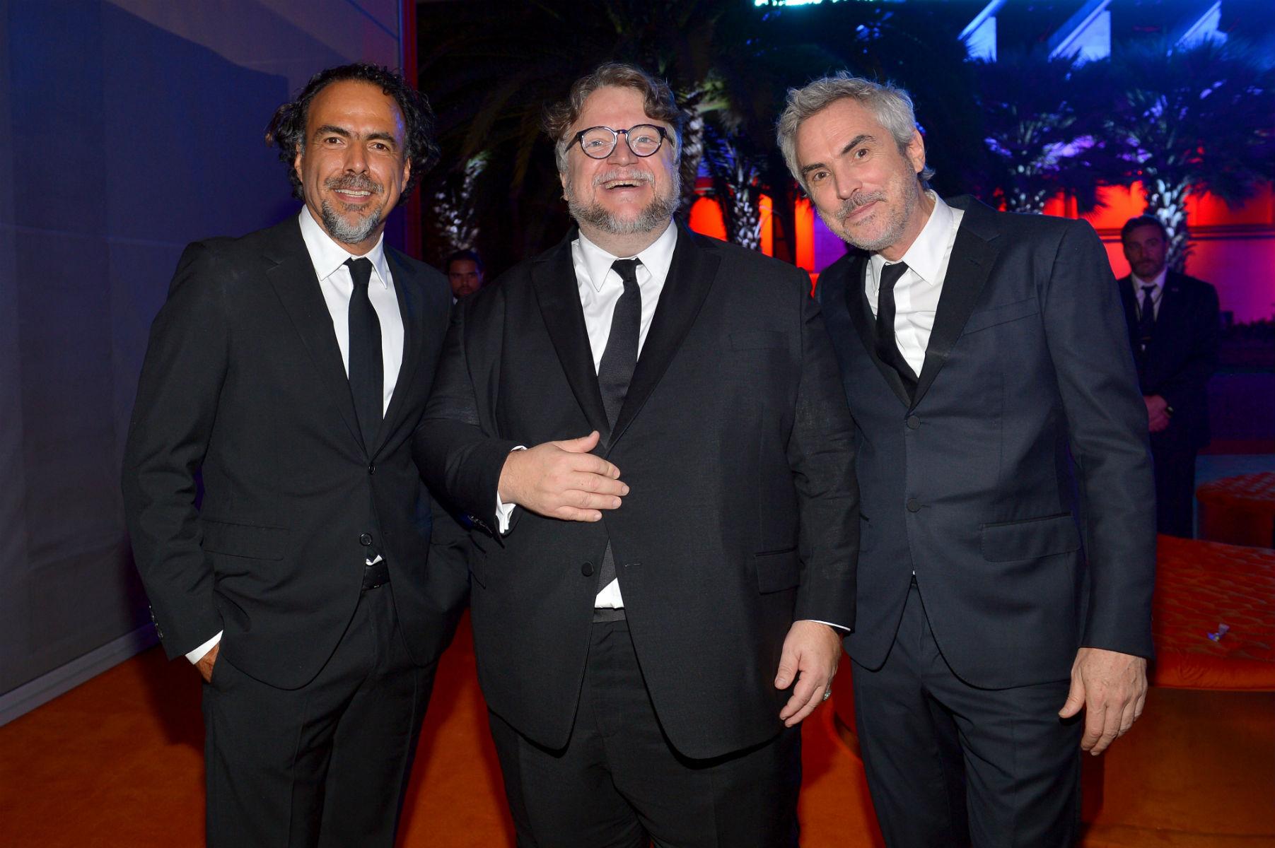 Tres amigos. Jak trzech meksykańskich reżyserów zdominowało współczesne Hollywood