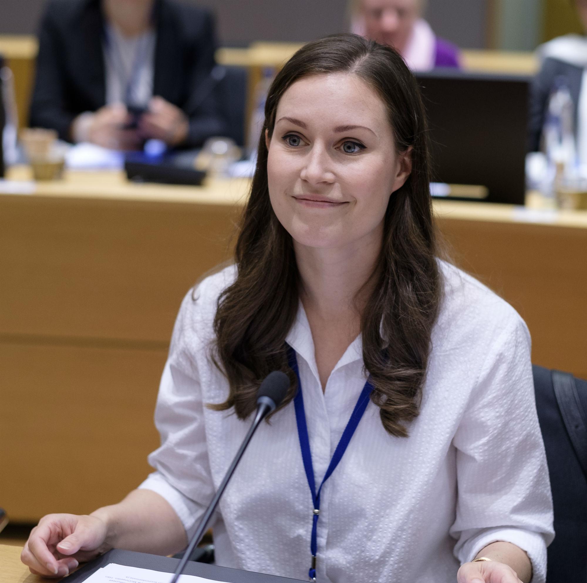 Przyszła szefowa rządu Finlandii ma zaledwie 34 lata iciekawą biografię