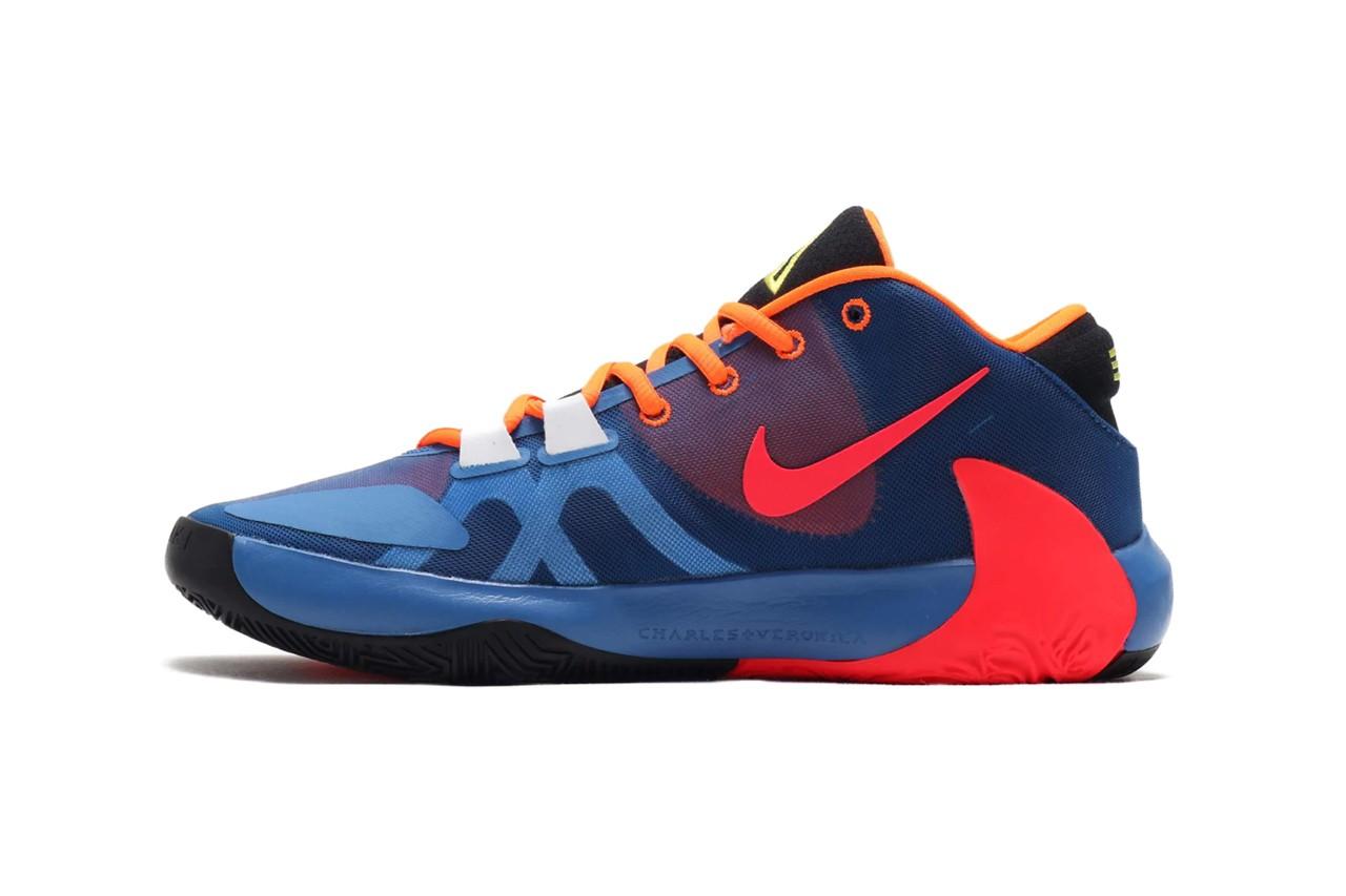 Nike Zoom Freak 1 topierwszy ładny but tego roku