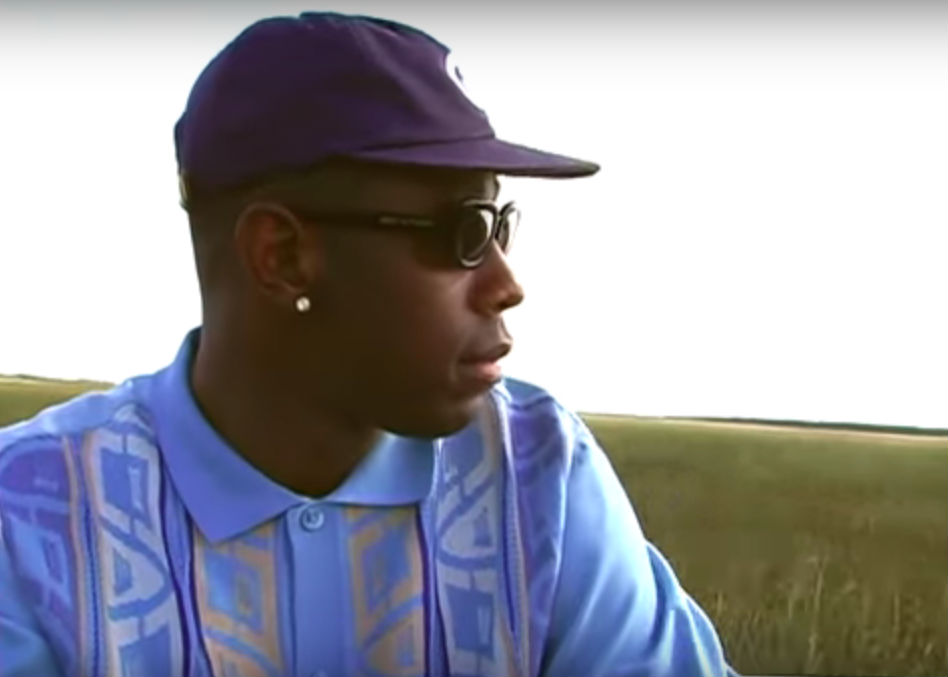 Tyler, the Creator wypuścił dwa nowe single iteledysk. Iznowu zamiótł