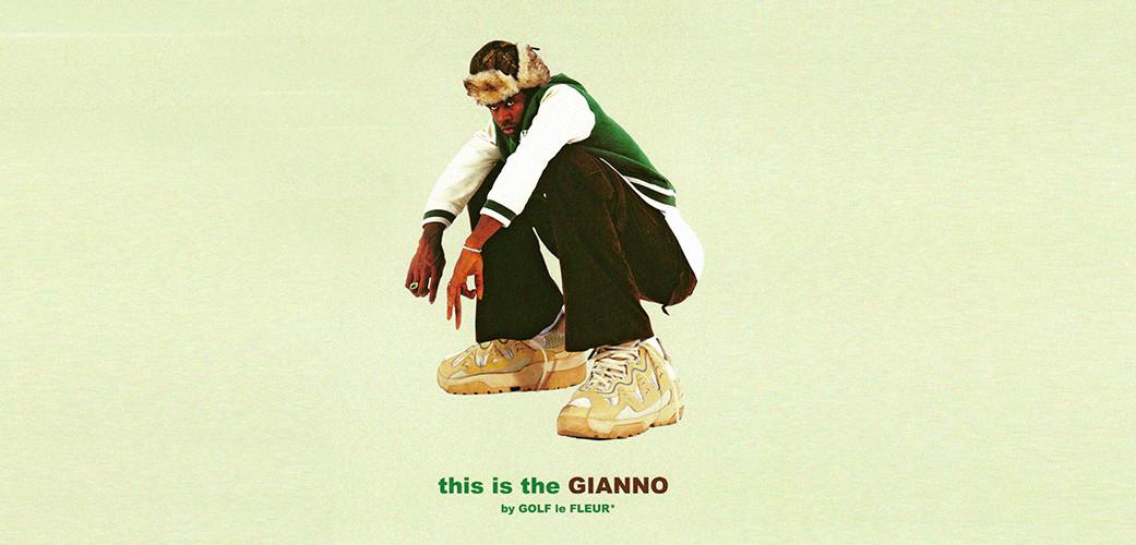 Tyler, the Creator stworzył nowe sneakersy dla Converse'a. Tozupełnie nowy krój