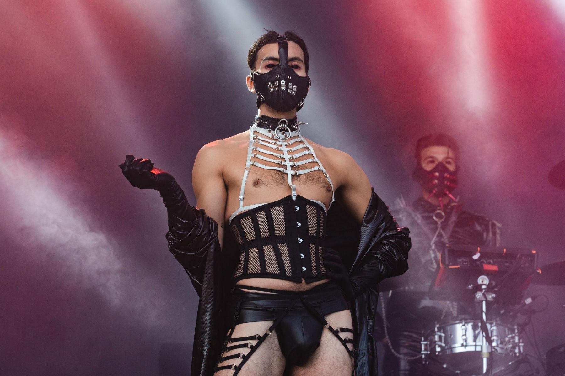 Hatari: BDSM, anty-establishment i10 miejsce naEurowizji