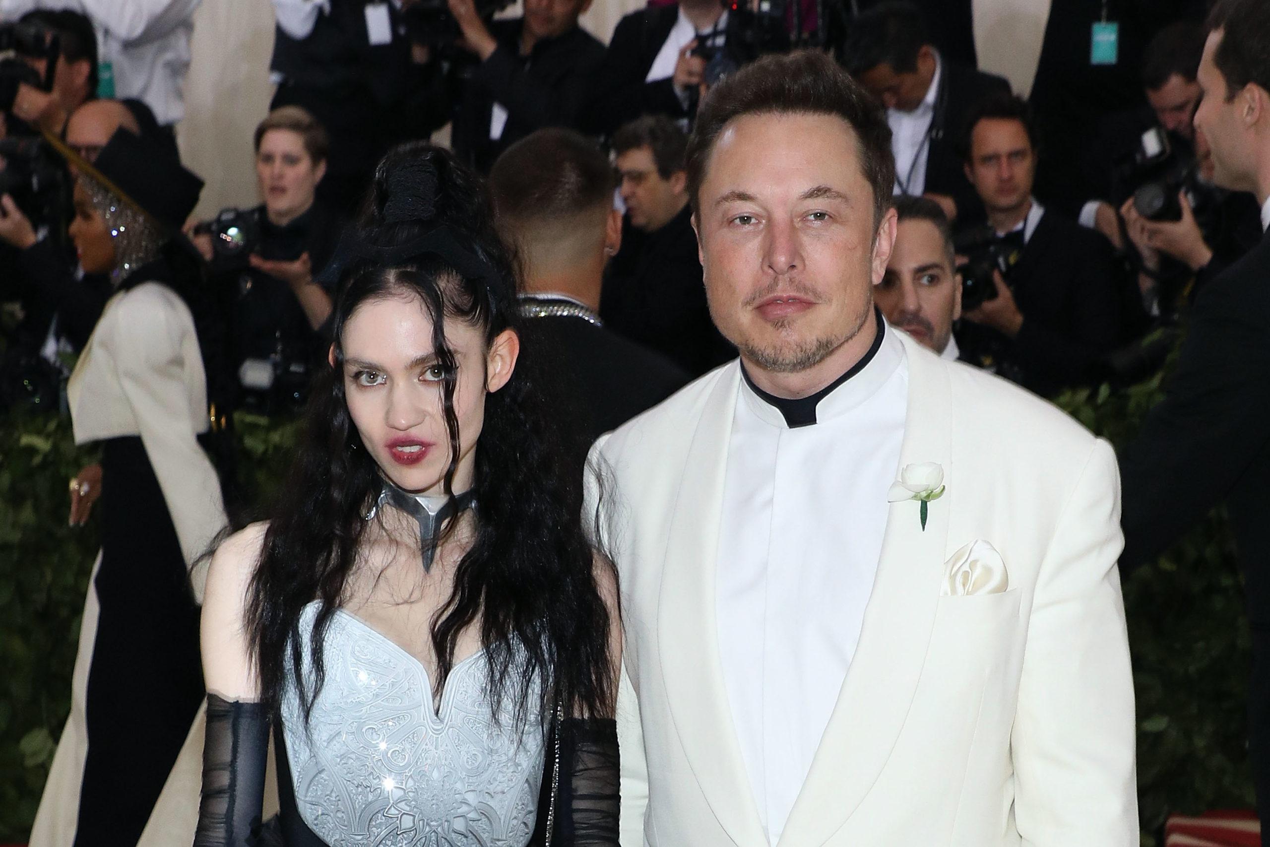 Grimes iElon Musk spodziewają się dziecka