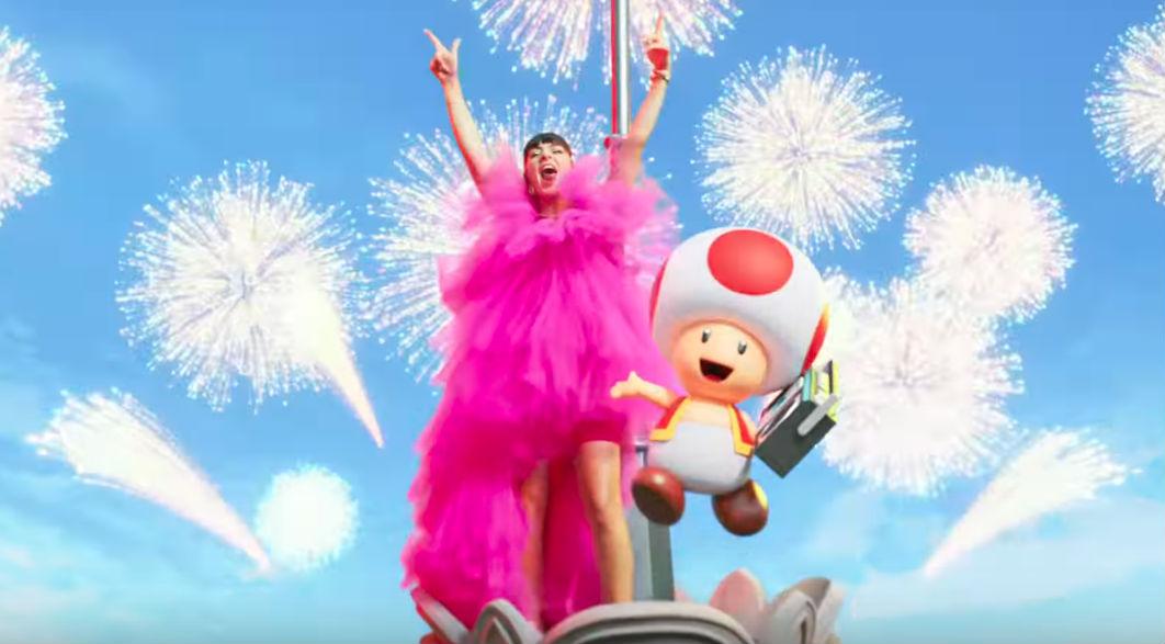 Charli XCX nagrała utwór dla parku rozrywki Nintendo iwystąpiła zSuper Mario wjednym klipie