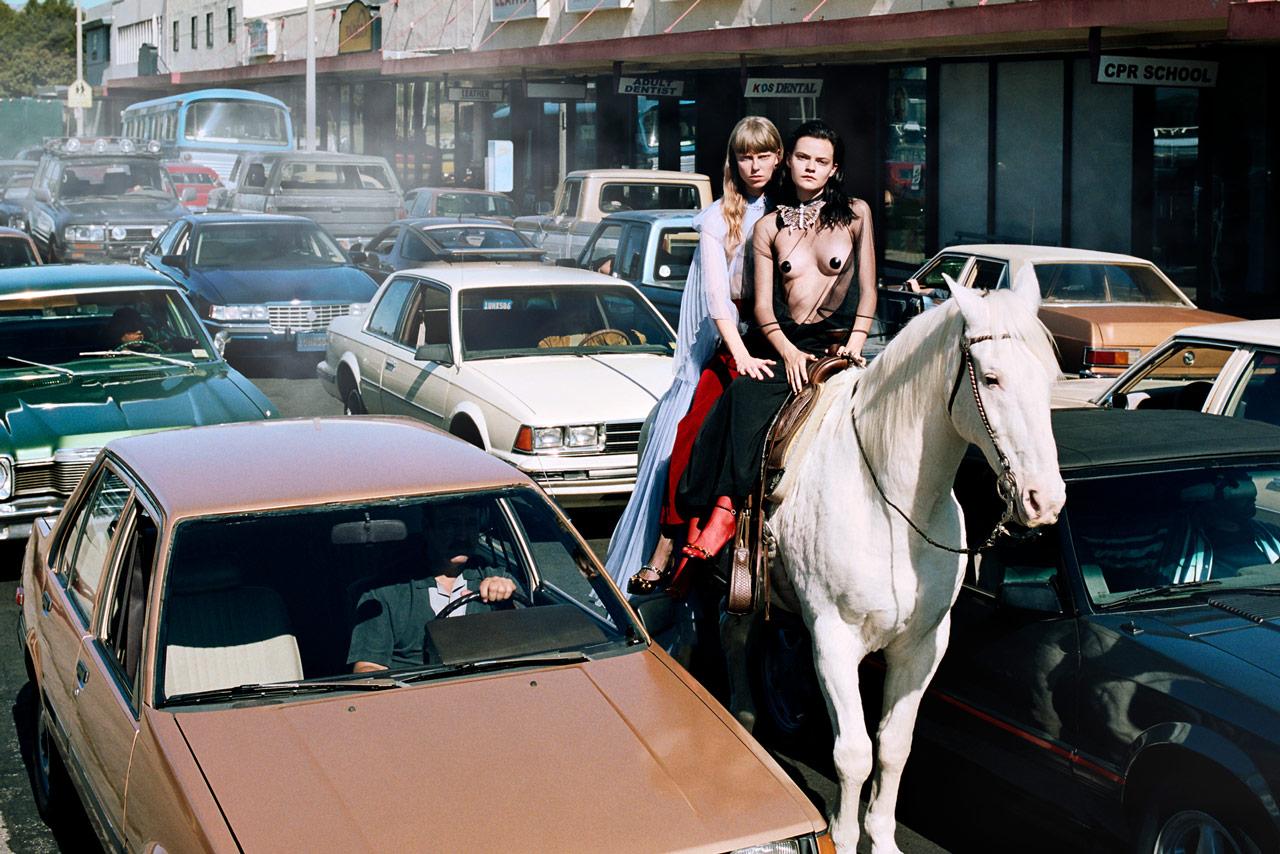Jorgos Lantimos zrobił szalone zdjęcia donajnowszej kampanii Gucci