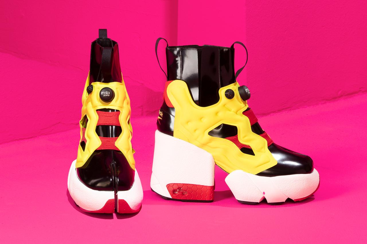 MAISON MARGIELA iREEBOK wypuszczają sneakersy dla certyfikowanych fashionistów