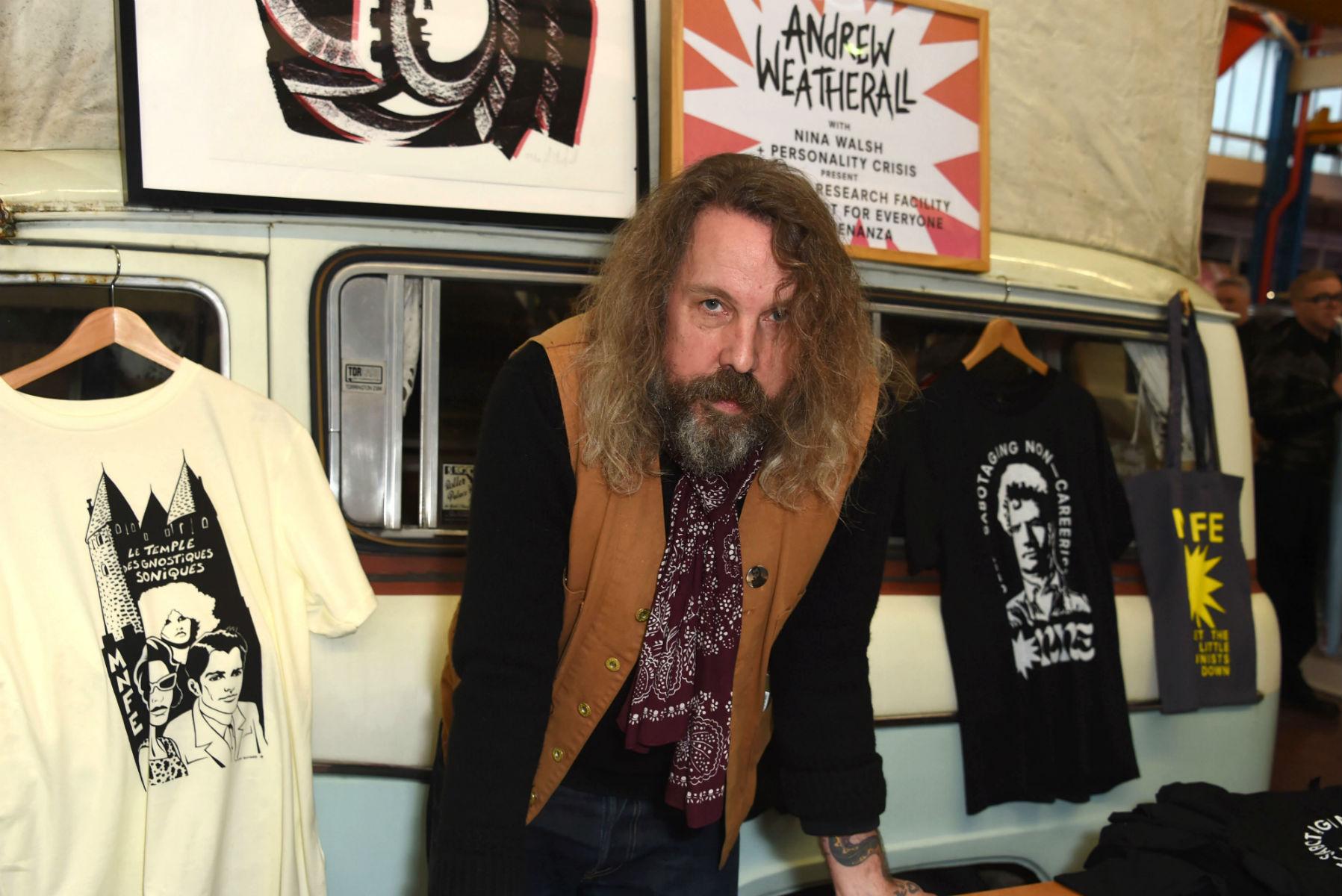 Odszedł Andrew Weatherall – cichy bohater klubowej rewolucji