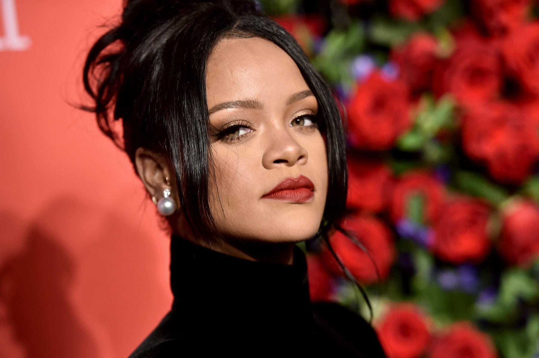 Rihanna dostanie prestiżową nagrodę zaswój wkład wświatową kulturę