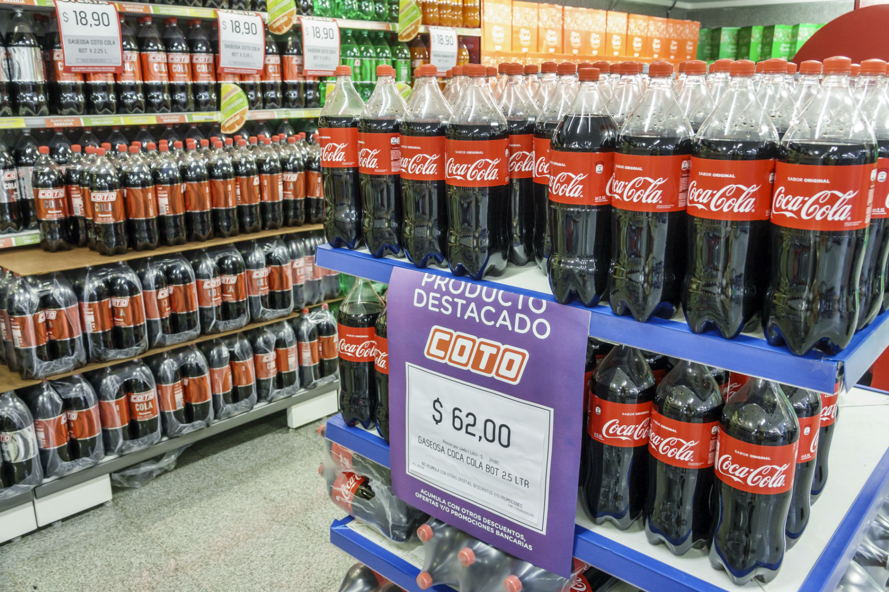 Coca-Cola może zdrożeć wPolsce nawet dwukrotnie. Czytodobrze?