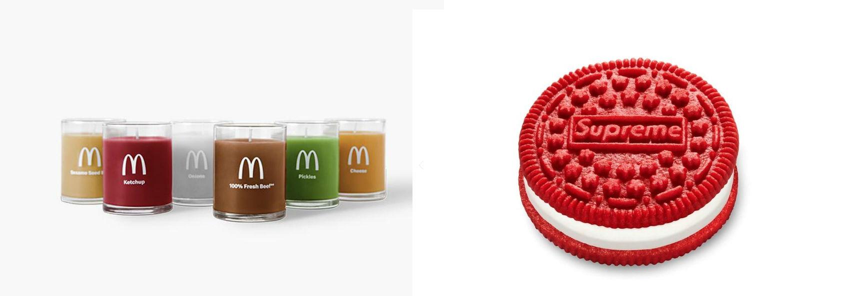 News bezużyteczny: Oreo zlogiem Supreme za100 tys. złotych iświeczki ozapachu Big Maca