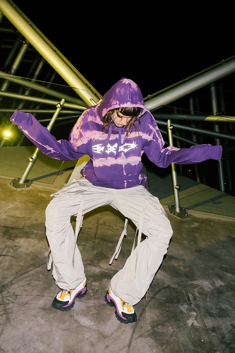 Nowa kolekcja DOOM 3K tocyberpunkowy streetwear dla wyznawców happy hardcore'u