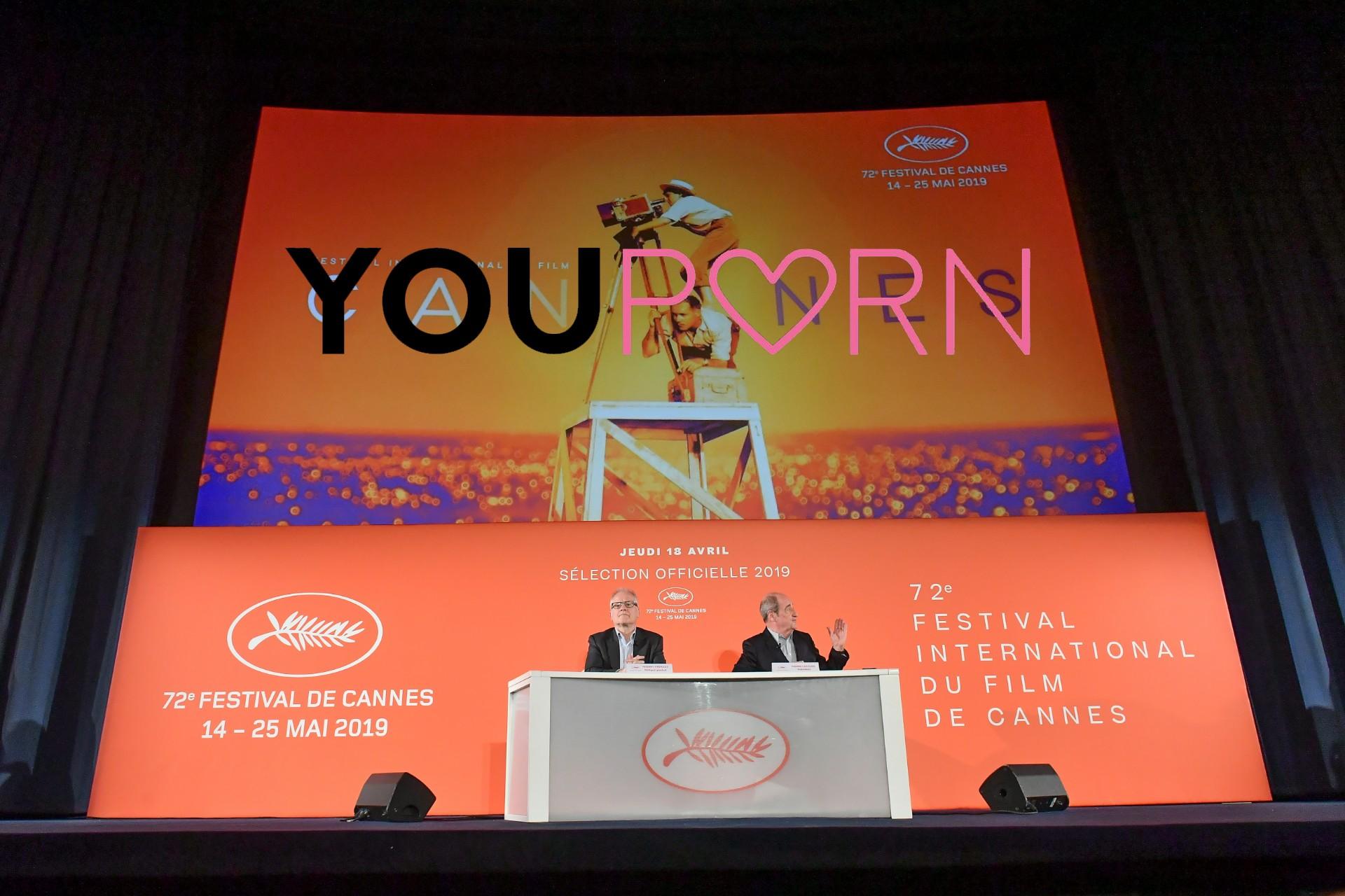 YouPorn zaoferował, żebędzie streamował Festiwal wCannes