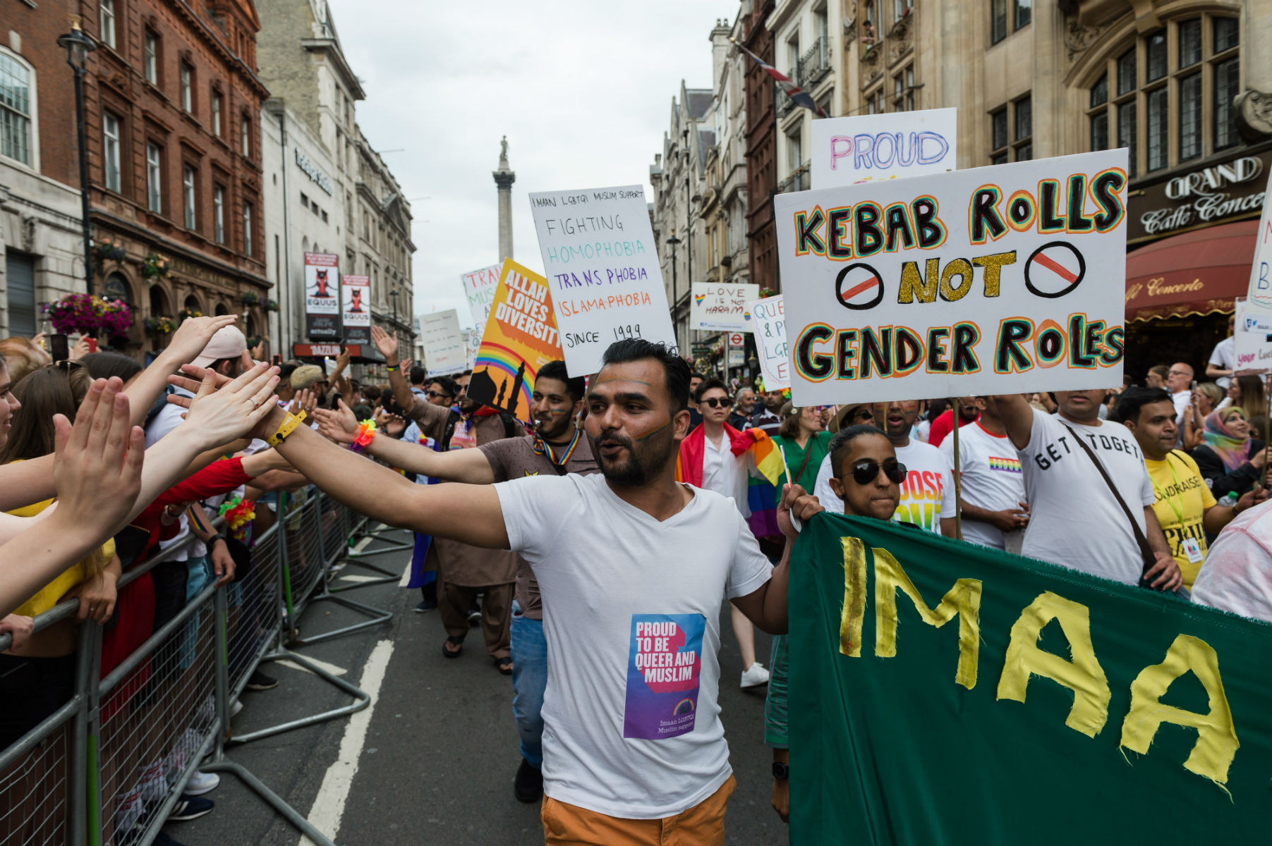 WLondynie odbędzie się pierwsza impreza celebrująca Muzułmanów LGBTQ+