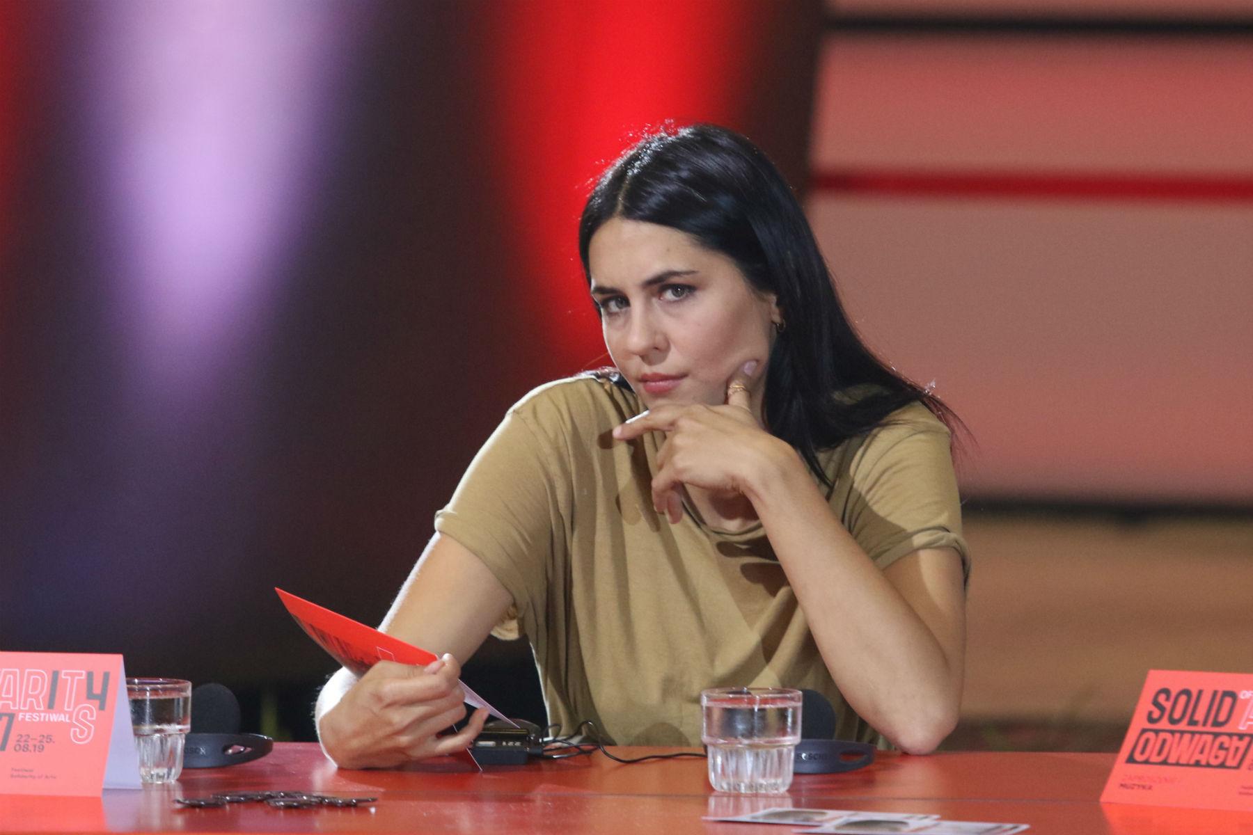 """Jagoda Szelc zapelem doosób LGBTQ+: """"Wświetle prawa, niemacie dosiebie prawa"""""""