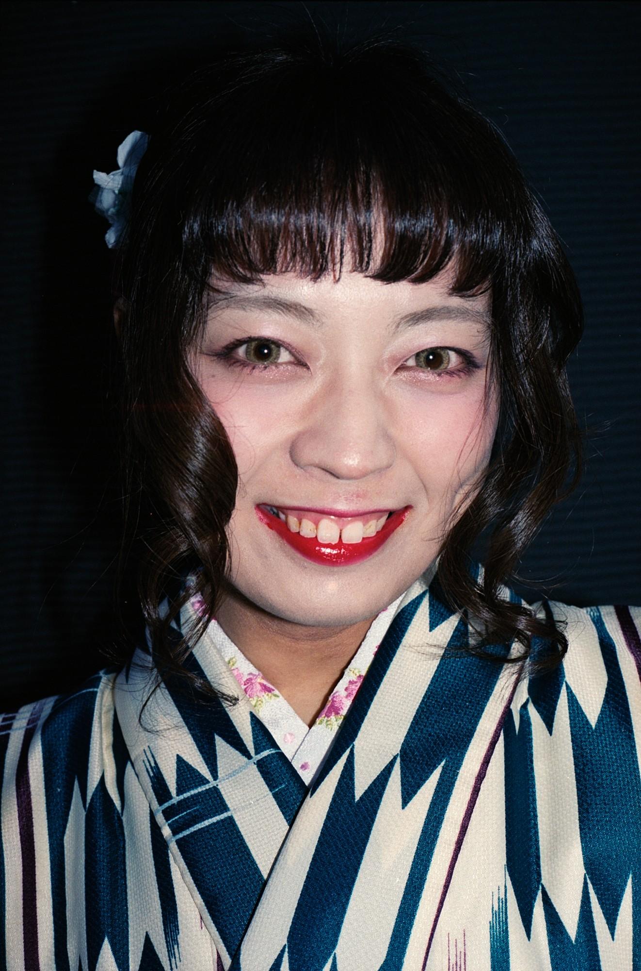 Japońskie beauty. Piękni ludzie Tokio