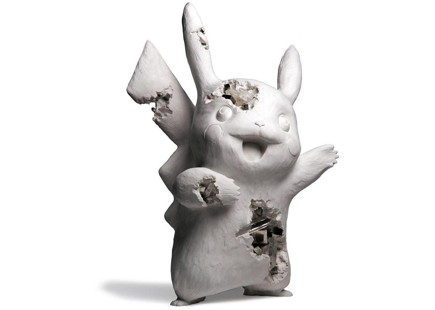 Daniel Arsham stworzył antycznego Pikachu. Potężny artefakt wprzystępnej cenie