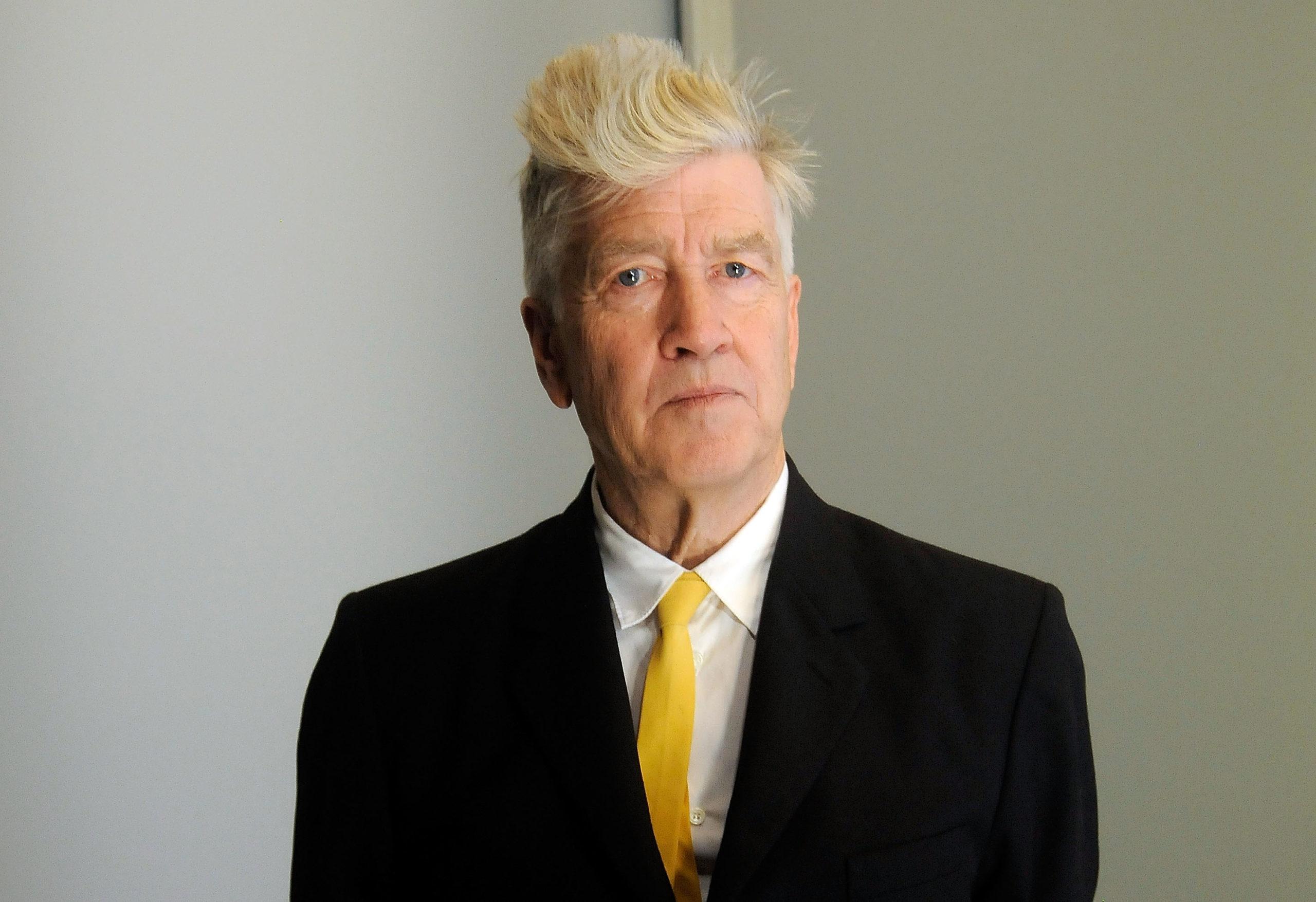 """David Lynch przewiduje, żeświat będzie """"milszy ibardziej uduchowiony"""" poepidemii"""