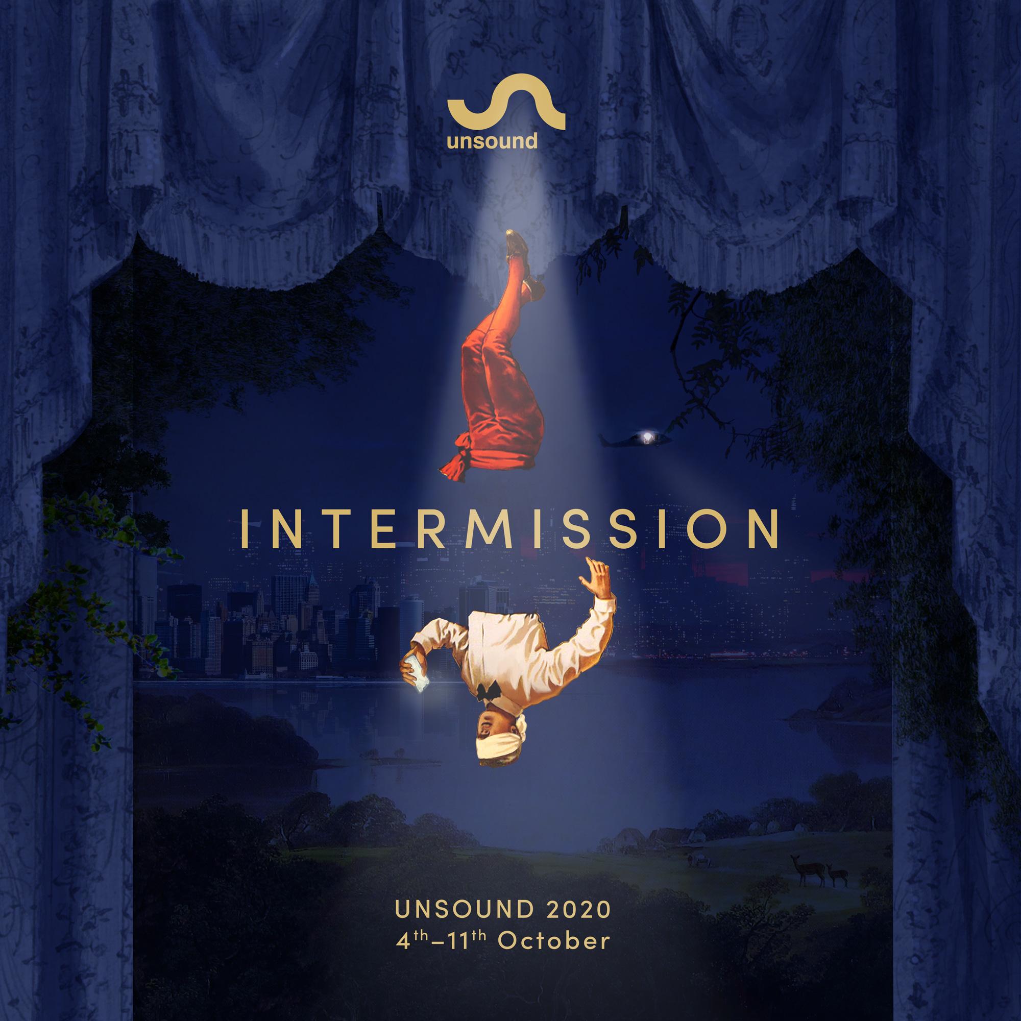 Unsound ogłasza edycję podhasłem Intermission. Odbędzie się wcałości winternecie
