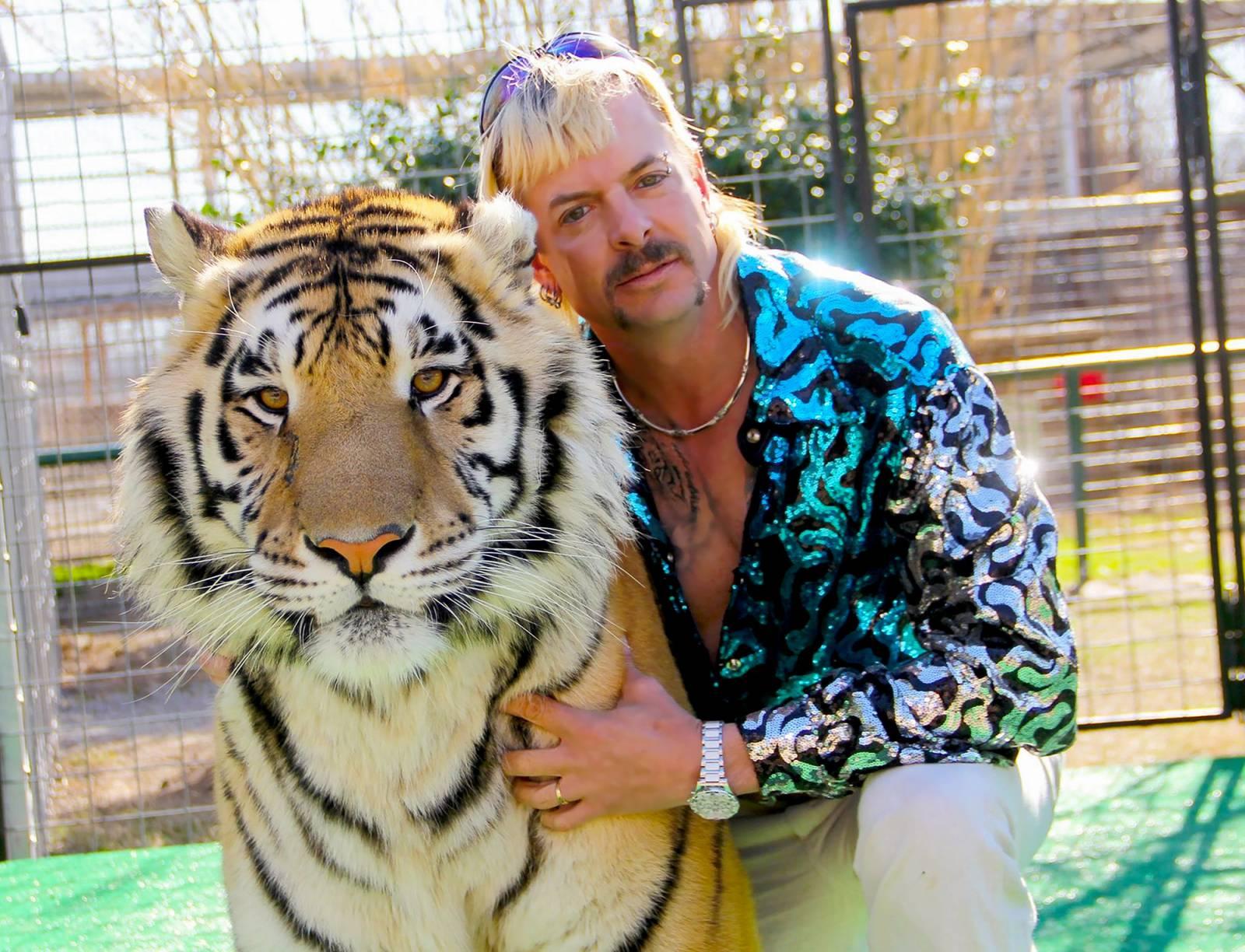Nowy odcinek Tiger King ma rzekomo pojawić się wprzyszłym tygodniu naNetflixie