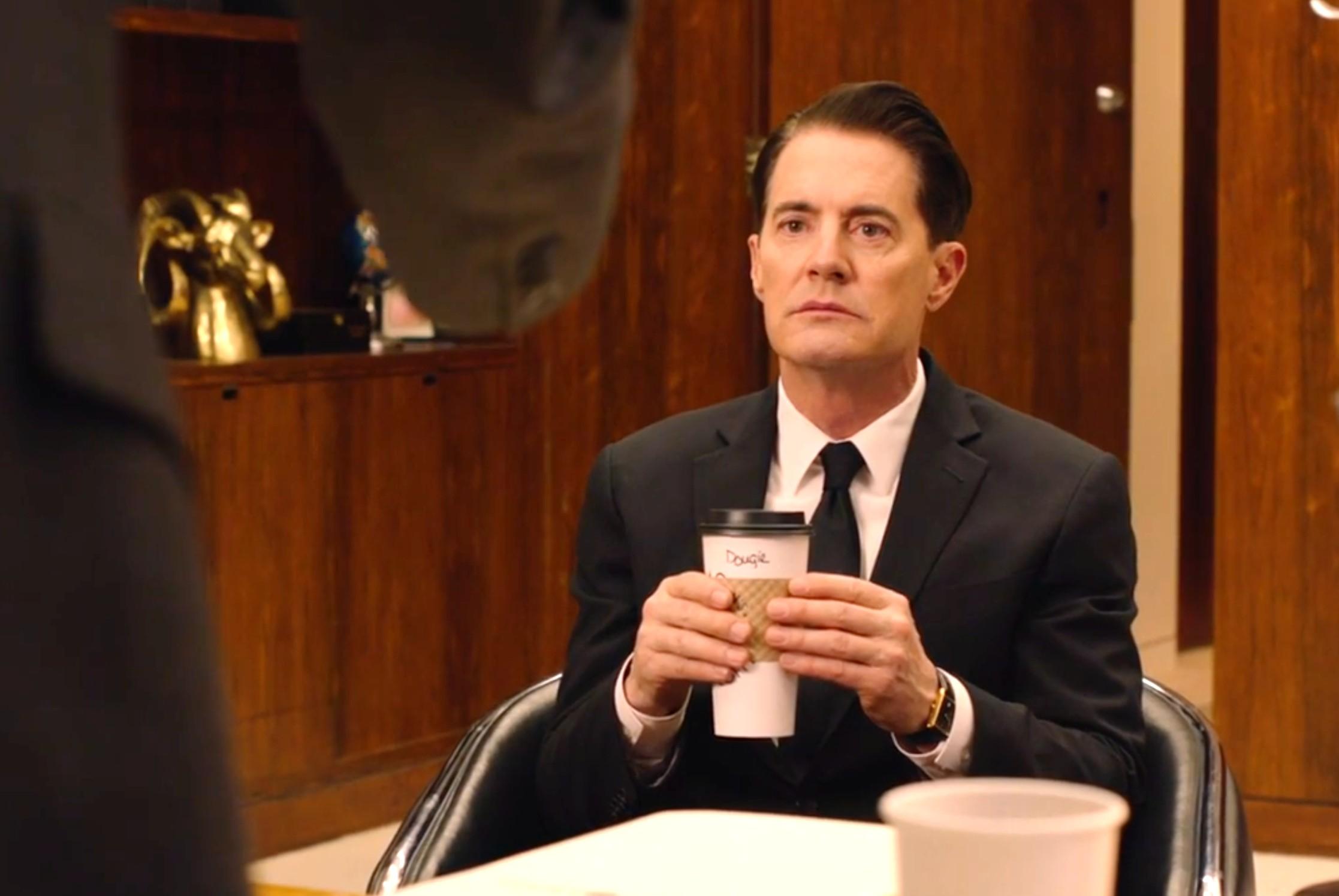 """Kyle MacLachlan zaprasza nawspólne oglądanie """"Twin Peaks"""" zokazji 30-lecia serialu"""
