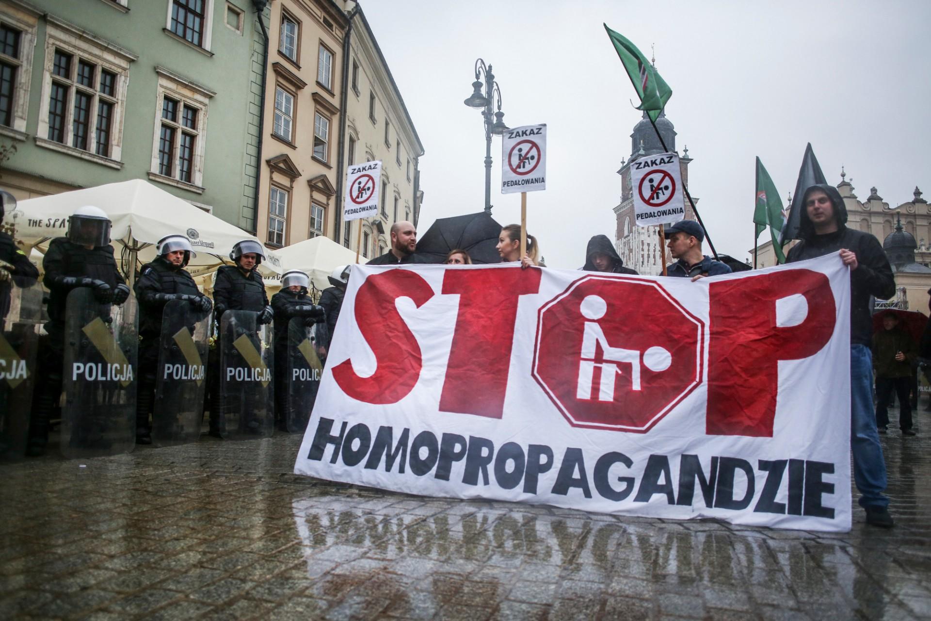 Polska traktuje mniejszość LGBTQ+ najgorzej wcałej Unii Europejskiej – takwynika zraportu ILGA