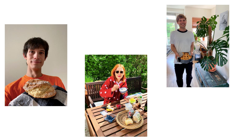 Znani muzycy elektroniczni dzielą się swoimi ulubionymi przepisami wonline'owej książce kucharskiej