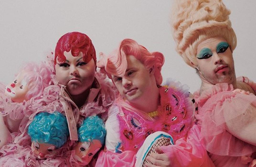 Drag queens zzespołem Downa? Drag Syndrome pokazują, żekażdy może być tym, kim chce