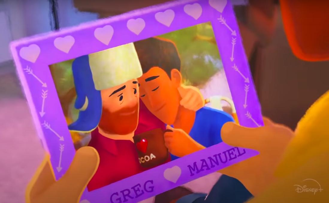 Nowy film Pixar zawiera pierwszego otwarcie homoseksualnego głównego bohatera whistorii studia