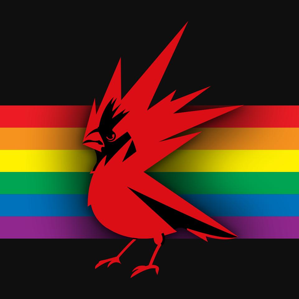 CD Projekt Red zmieniło logo natęczowe. Wielu graczom niewytrzymały zwieracze