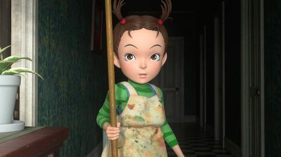 Takwygląda pierwszy film Studia Ghibli od4 lat. Owszem, dominuje tu CGI