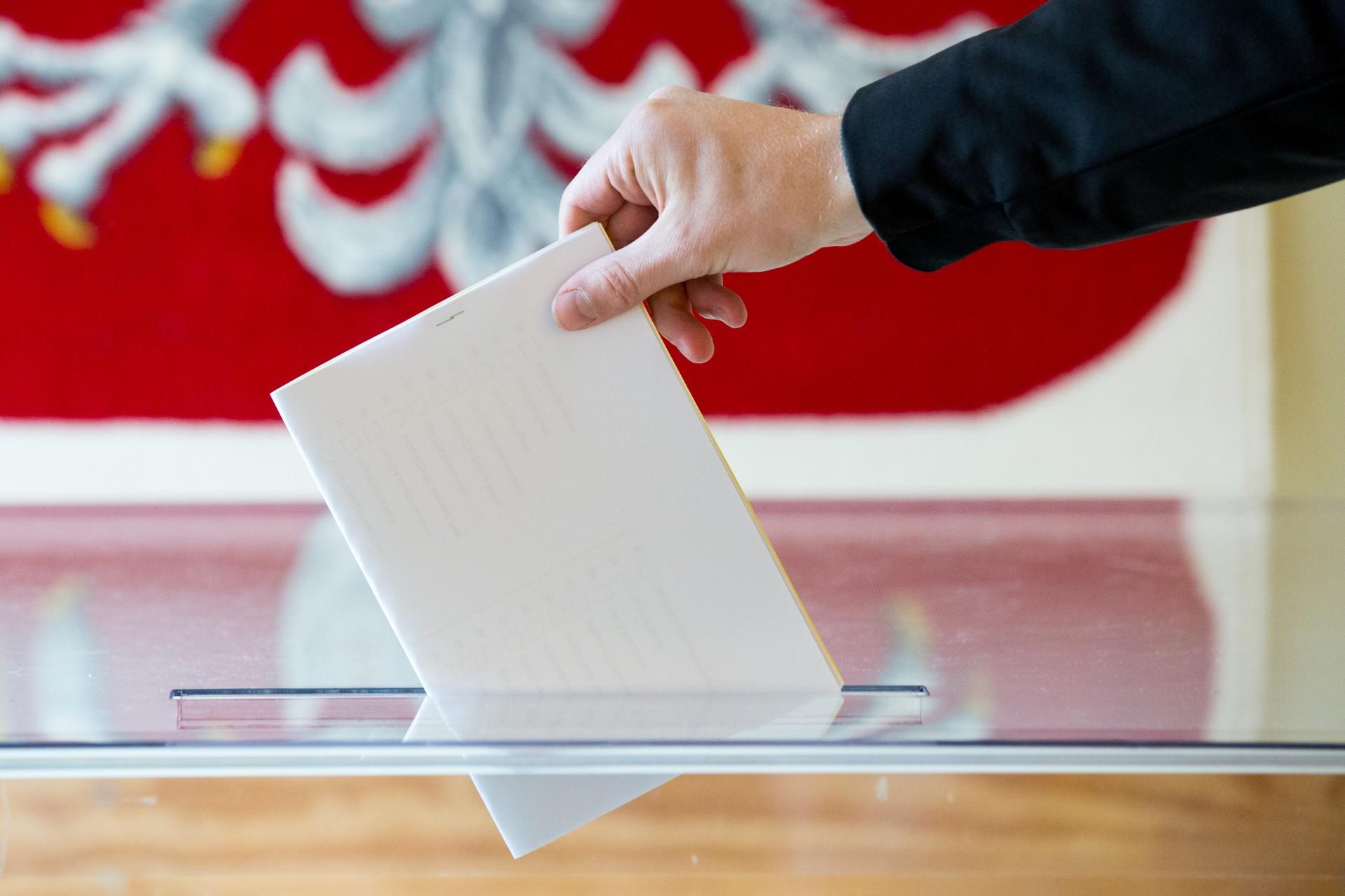 Mamy jedno przesłanie: Poprostu chodźmy wniedzielę nawybory