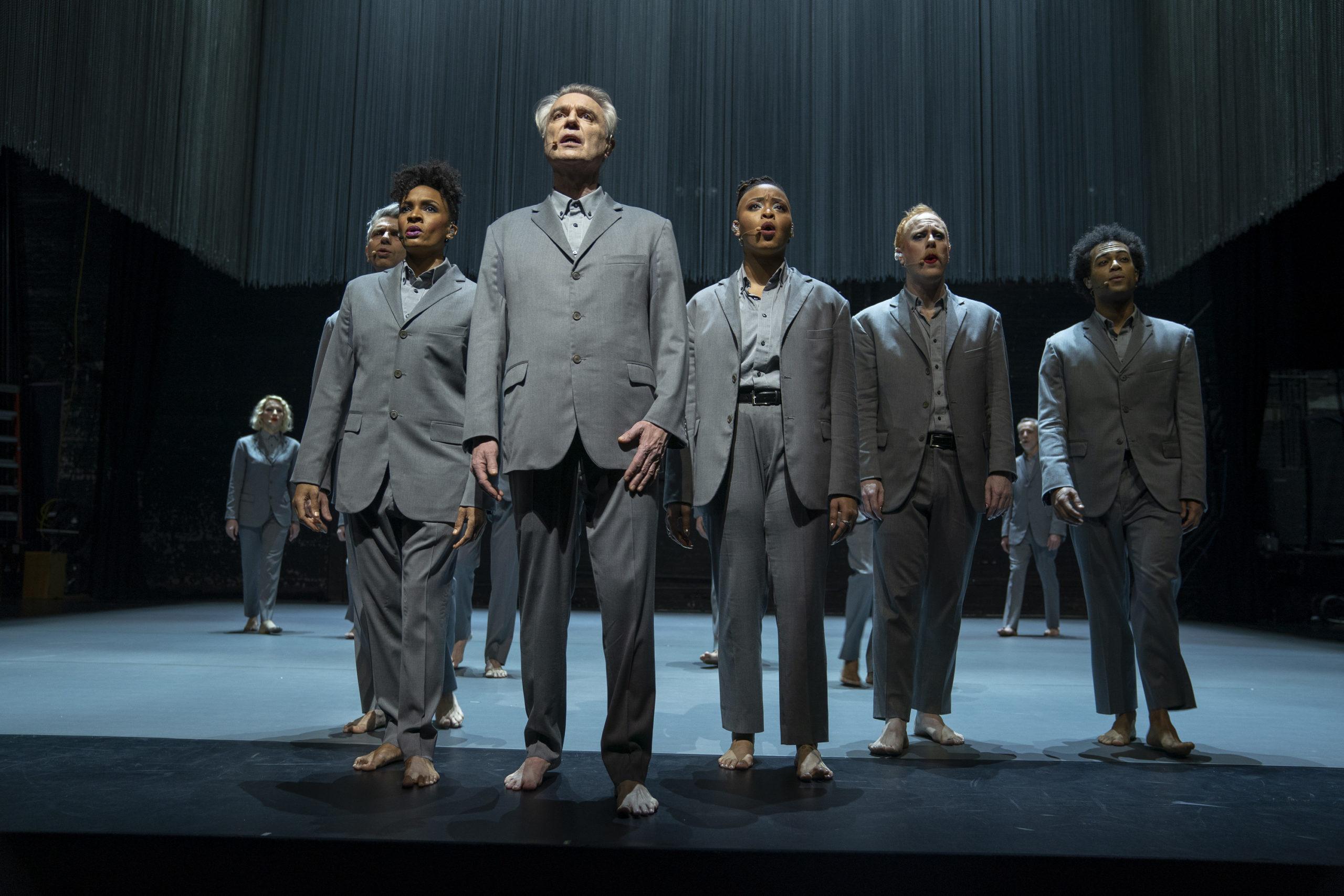 Wyreżyserowany przezSpike'a Lee fenomenalny koncert Davida Byrne'a będzie dostępny wHBO