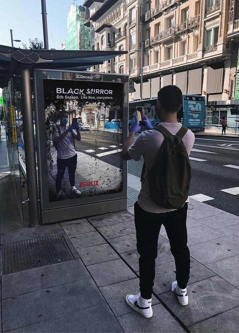 Netflix reklamuje 6. sezon Black Mirror. Tak, topoprostu nasza rzeczywistość