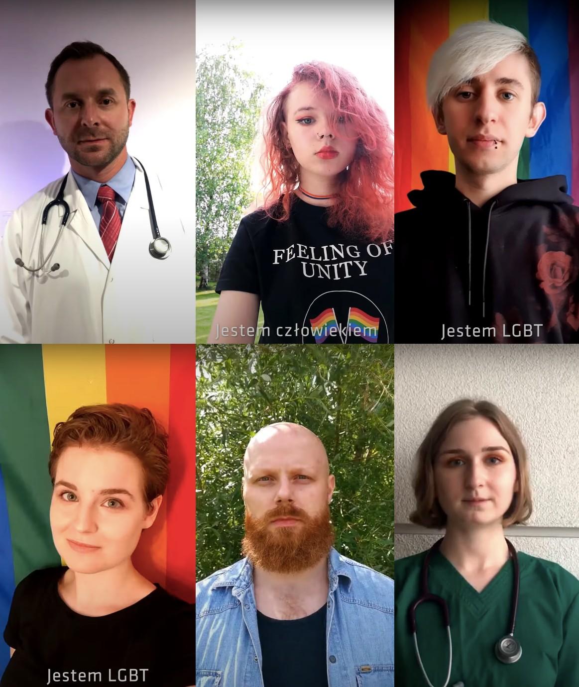 """""""Jestem LGBT – jestem człowiekiem"""". Wspocie KPH wystąpiło niemal 500 nieheteronormatywnych osób"""