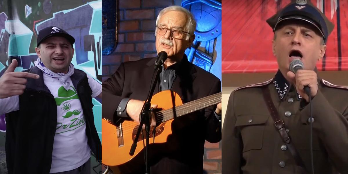 """Brakuje wam festiwali? WCSW wystąpią Jan Pietrzak, Wujek Samo Zło i""""tenor bohaterski"""""""