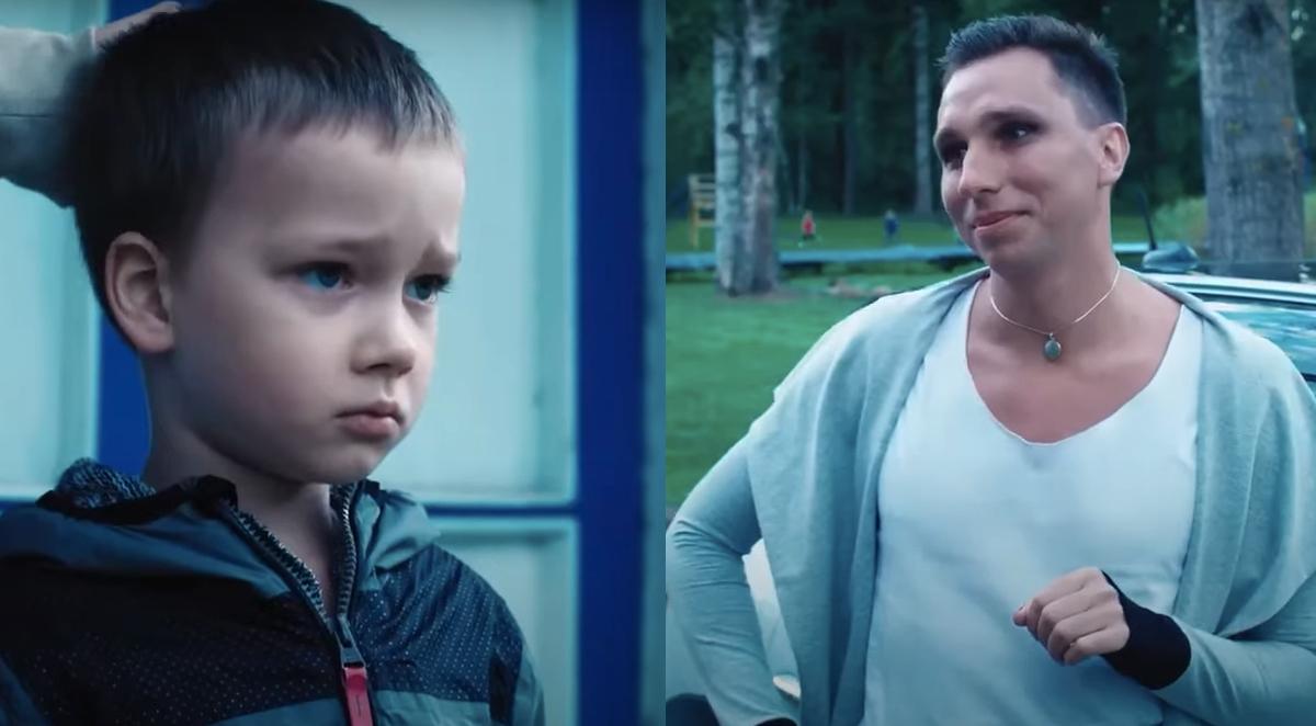 Rosyjska reklama pokazuje parę gejów adoptujących chłopca. Władze straszą przedmniejszościami