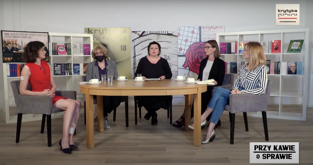 Co zrobić zideologią hetero? Ekspertki rozmawiają oheteroseksualnej propagandzie