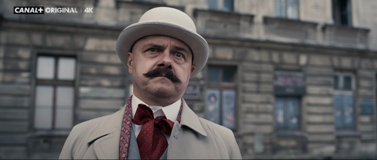 """Jest pierwszy trailer """"Króla"""" – serialu napodstawie powieści Szczepana Twardocha"""