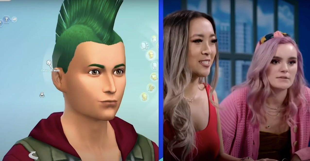 Powstał reality show, wktórymludzie rywalizują tworząc postaci wSimsach