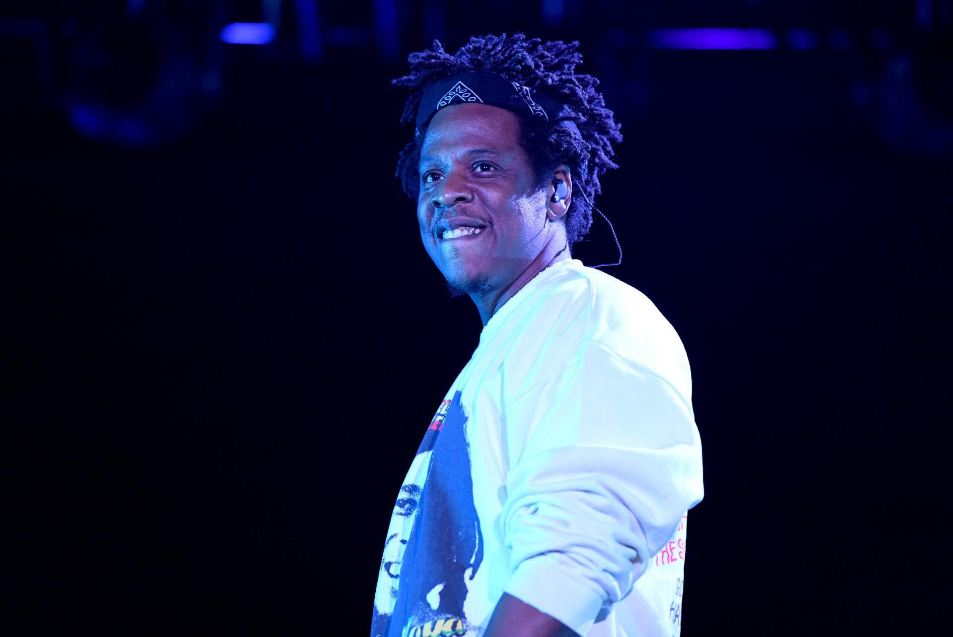 Jay-Z jest patronem Orlika przy liceum wPoznaniu