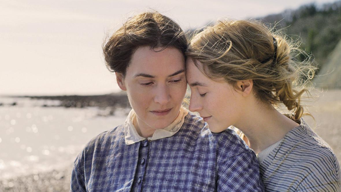 """Saorsie Ronan iKate Winslet jako kochanki wXIX-wiecznej Anglii. Jest trailer """"Ammonite"""""""