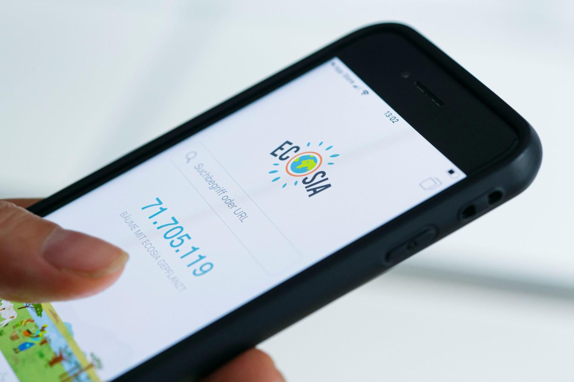 Ecosia – alternatywa dla Google'a, którasadzi drzewa, gdyzniej korzystamy