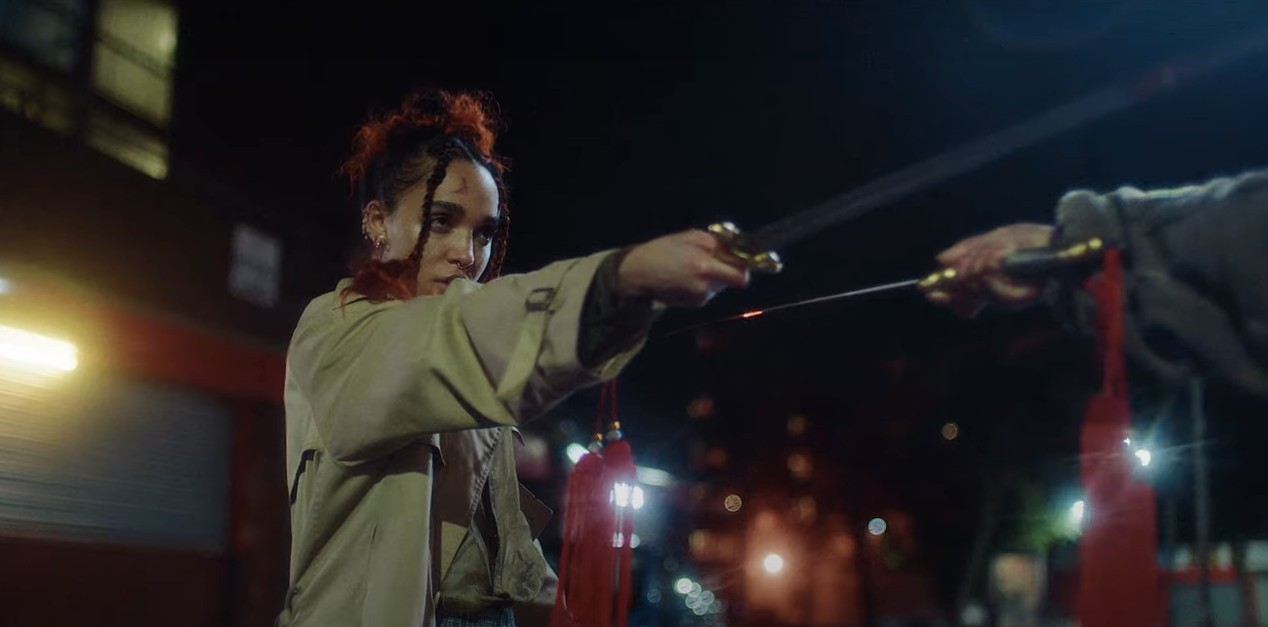 "Klip do ""sad day"" FKA twigs to oniryczny film akcji"