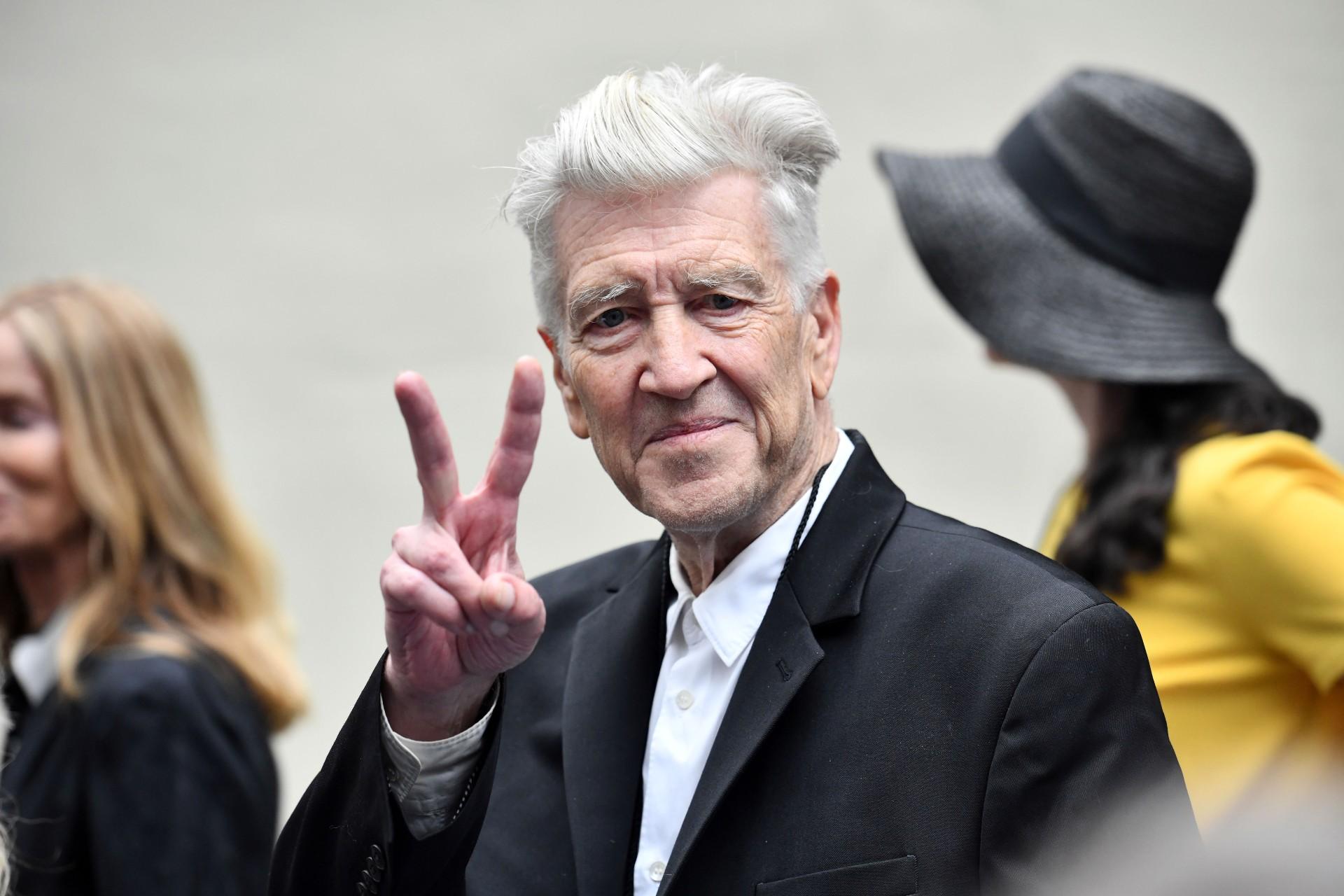 David Lynch twierdzi, żekręciłby teraz nowy film, gdybyniepandemia COVID-19