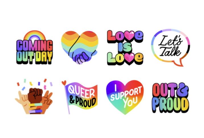 Nowe naklejki Facebooka wspierające osoby LGBT niesą dostępne wPolsce, Rosji iniektórych krajach arabskich