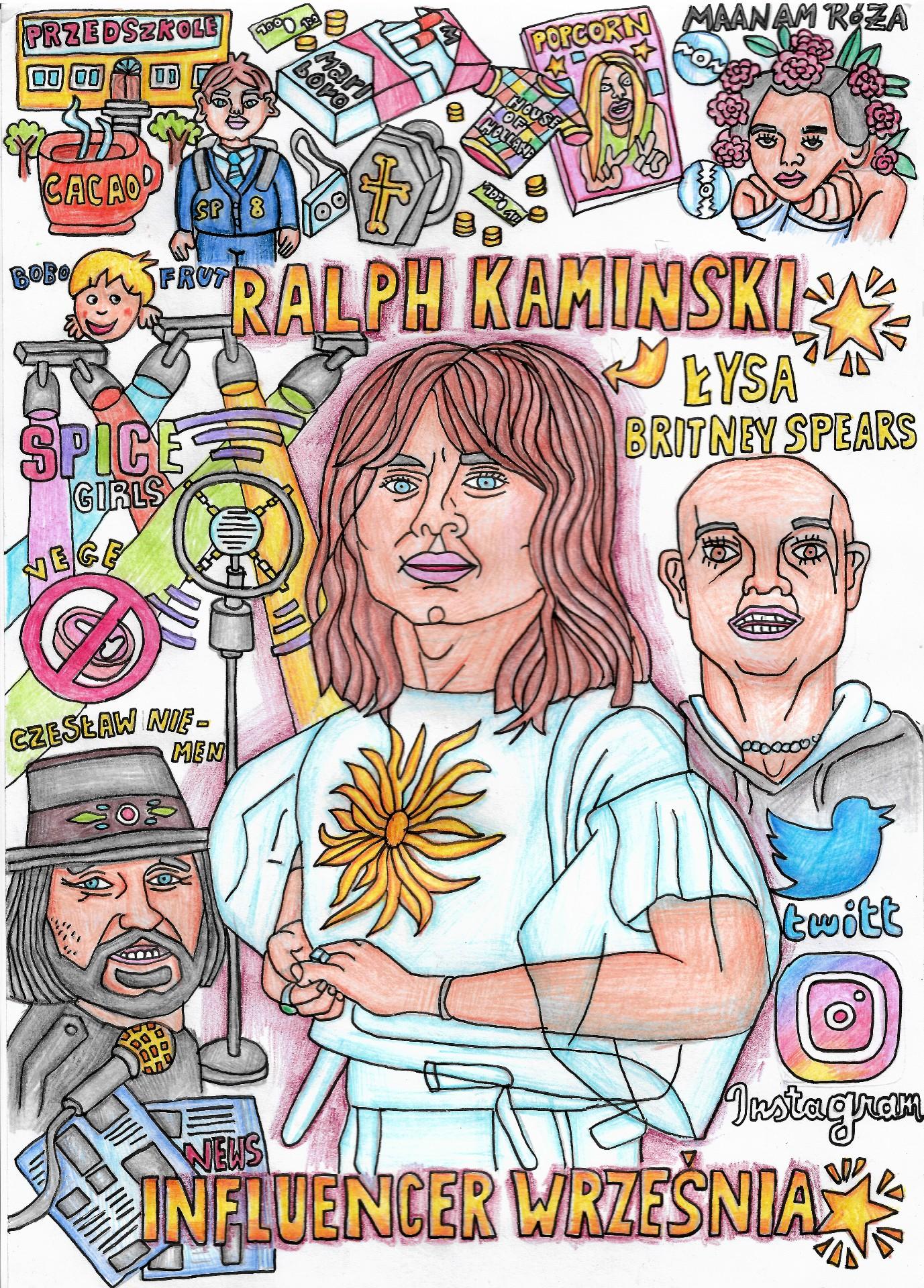 Ralph Kaminski: Sam piszę swoją opowieść